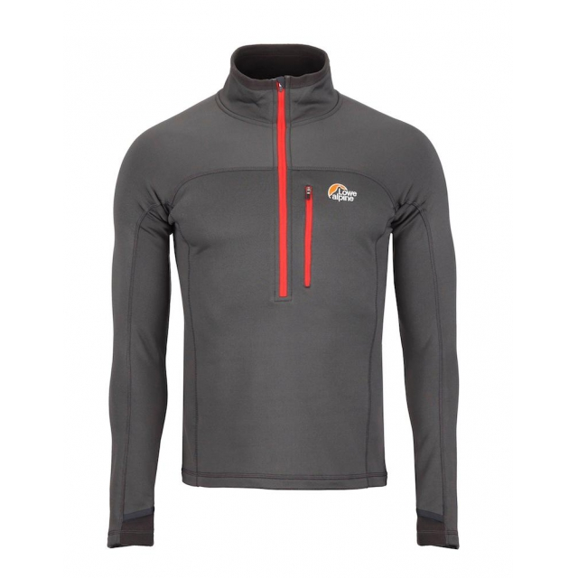 Lowe Alpine - Powerstretch Zip Top MD