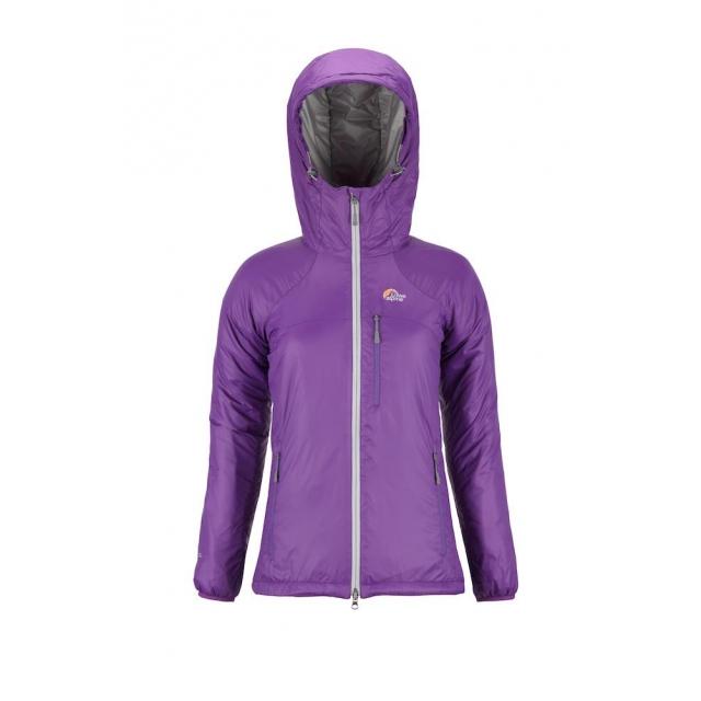 Lowe Alpine - Women's Camp V Belay Jacket SM::Orchid