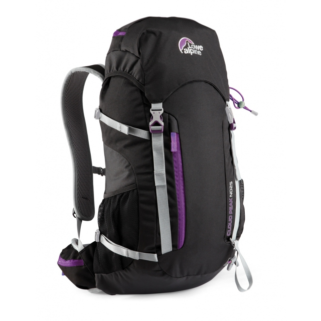 Lowe Alpine - - Cloud Peak ND 25 Pack - 25L - Black Berry