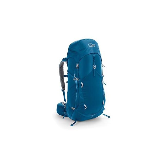 Lowe Alpine - - Zephyr 55-65 Pack - 65L - Atlantic Blue