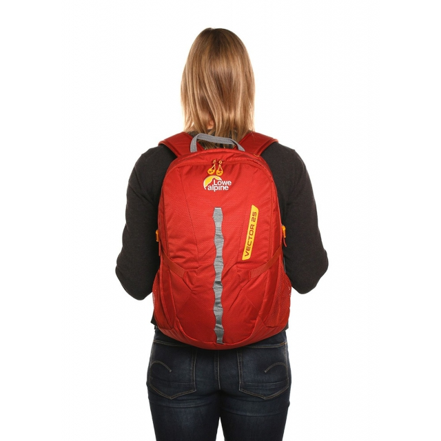 Lowe Alpine - - Vector 25 Day Pack - 25L - Tabasco