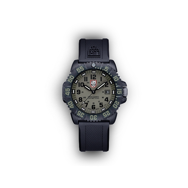 Luminox - - Navy Seal Colormark 3050 Series