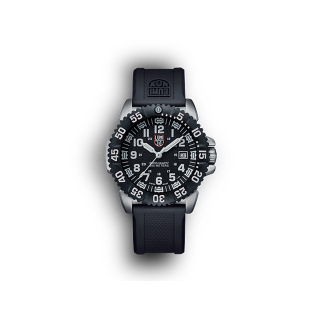 Luminox - - Navy Seal Steel Colormark 3150 Series