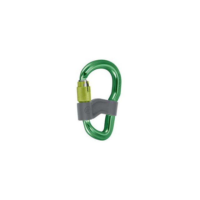 Mammut - Crag Smart HMS Auto-Locking Carabiner - Green