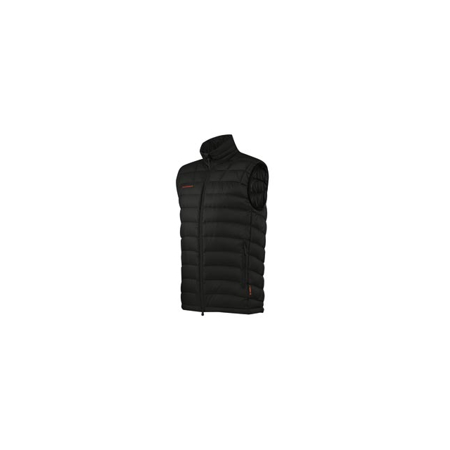 Mammut - Broad Peak II Down Vest - Black In Size: XXL