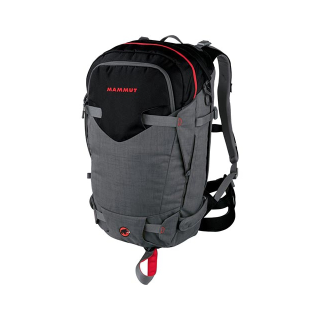 Mammut - Nirvana Ride 30L Backpack: Smoke/Black