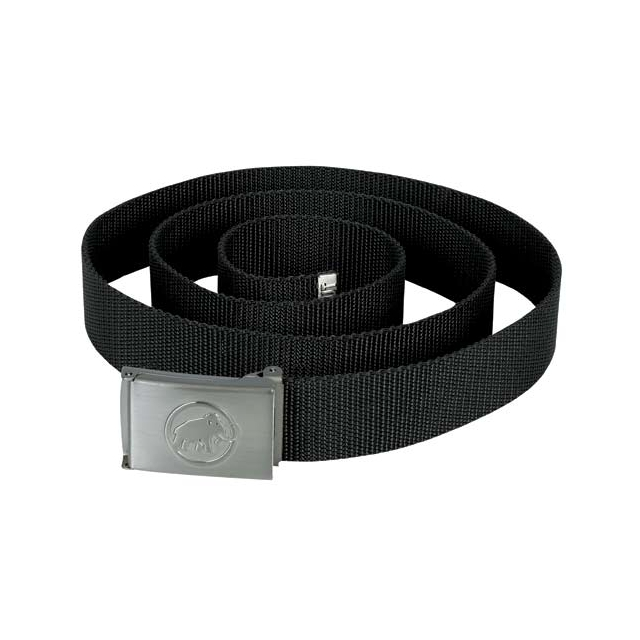 Mammut - Logo Belt: Black