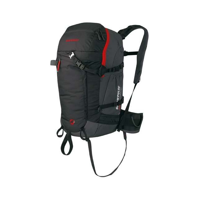 Mammut - Pro 35L Removable Airbag Backpack: Black