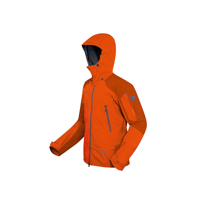 Mammut - Nordwand Pro Limited Edition Jacket - Men's: Orange, Small
