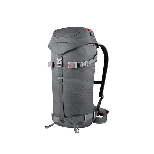 Mammut - Spindrift Tour 32 Alpine Backpack: Smoke/Dark Orange
