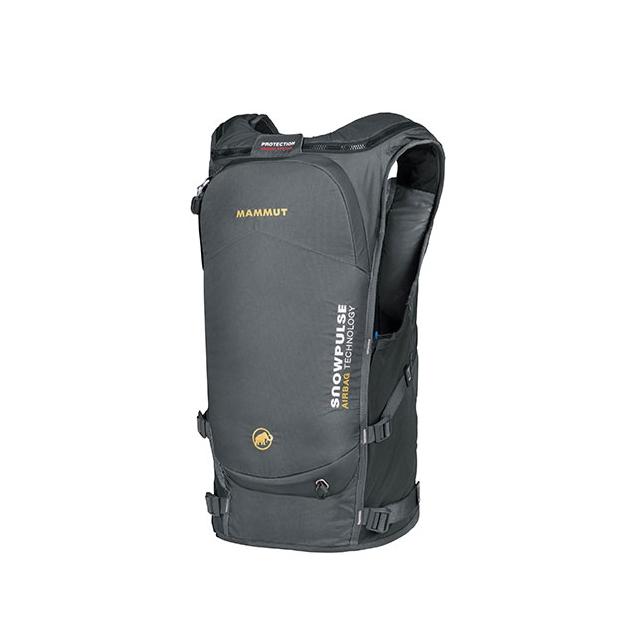 Mammut - Alyeska Protection Avalanche Airbag Vest: Smoke