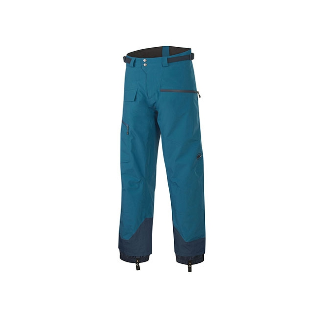 Mammut - Trift GTX 3L Pants - Men's: Whale, 32