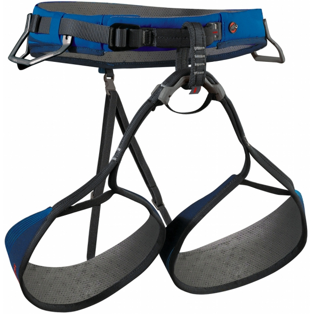 Mammut - - Togir Light Climbing Harness  - Medium - Berny Blue / Endurance