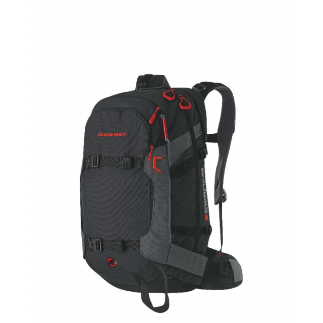 Mammut - - Ride Airbag RAS Backpack No Cartridge - 30L - Black Smoke