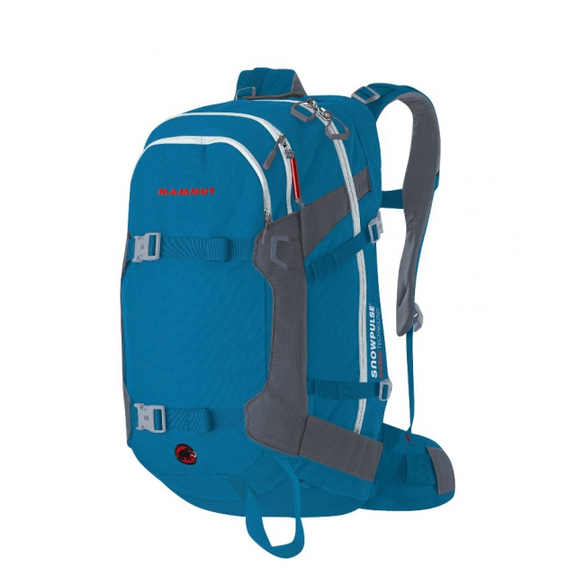 Mammut - - Ride RAS Airbag Pack - 22 - Imperial Smoke