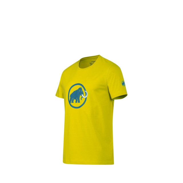 Mammut - - Mammut Logo Mens T-Shirt - Small - Salamander