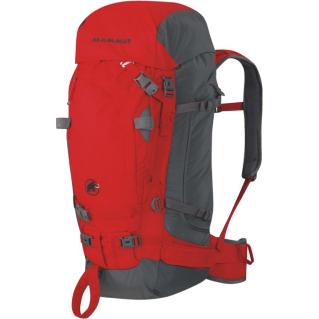Mammut - - Spindrift Guide Backpack - 35 - Inferno / Smoke
