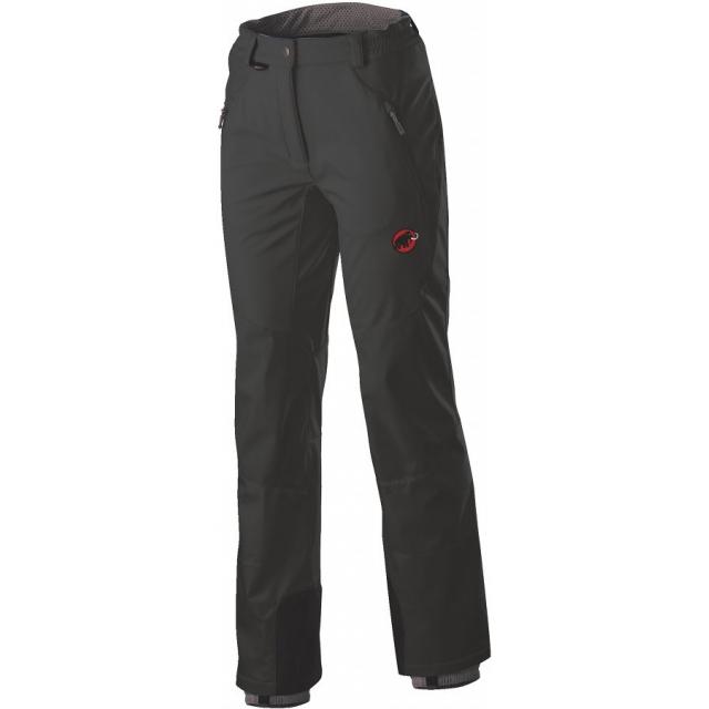 Mammut - - Nimba Pants Womens - 6 - Regular - Black