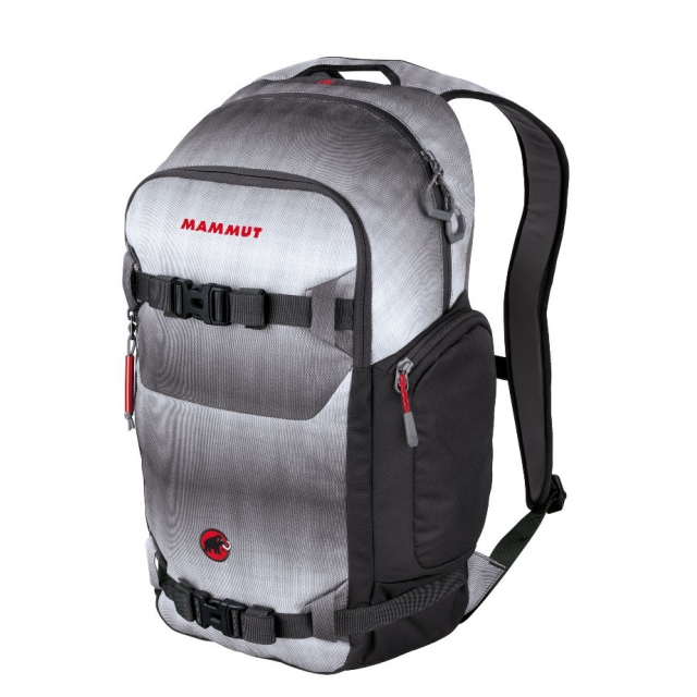 Mammut - - Nirvana Element Backpack - 25 - Graphite / Graphite Allover