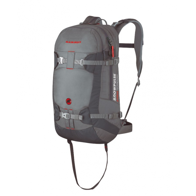 Mammut - - Light RAS Airbag Pack - 30 - Iron / Smoke