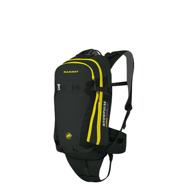 Mammut - - Backbone RAS Ready Pack - 18 - Black / Yellow