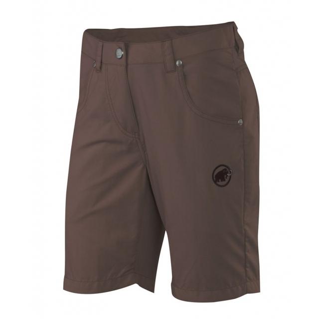 Mammut - - Niala Shorts Women - 8 - Dark Oak