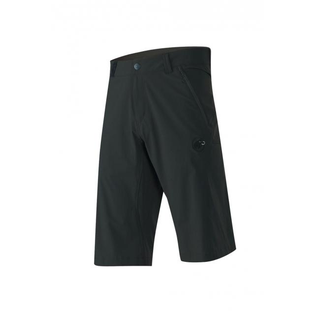 Mammut - - Runbold Shorts Men - 36 - Graphite