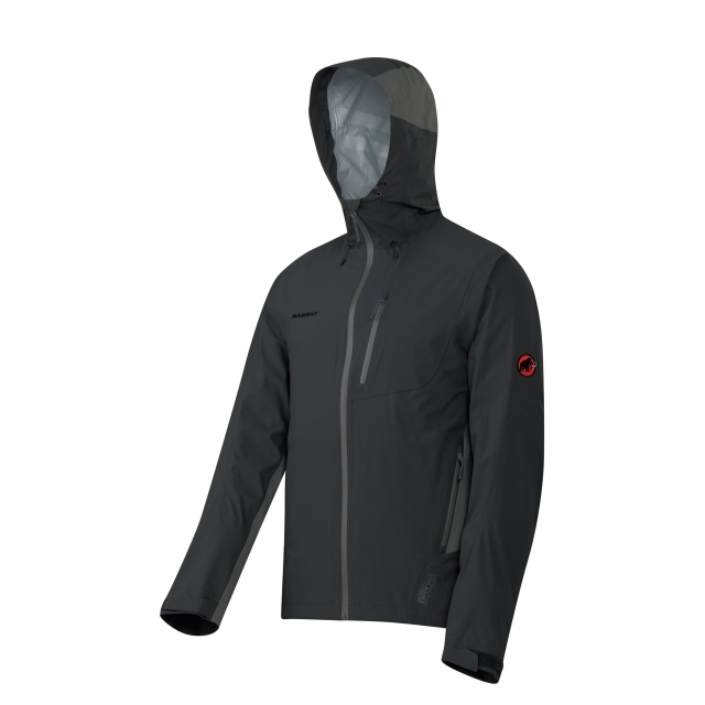 Mammut - - Kento Jacket Mens - XX-Large - Graphite Smoke