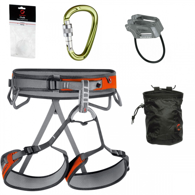 Mammut - - Ophir 3-Slide Crag Bag - X-Large - Neutral