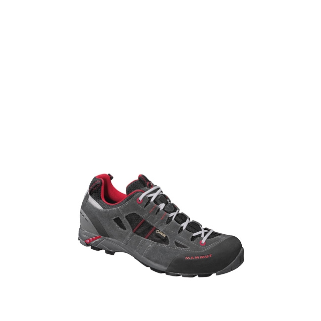Mammut - - Redburn Low GTX Mens Approach Shoe - 8.5 - Graphite