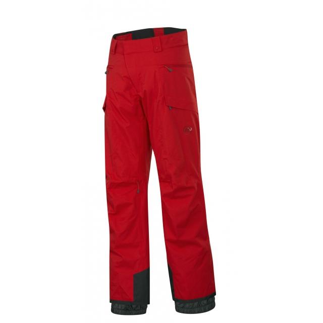 Mammut - - Bormio Pants Men - Large - Inferno