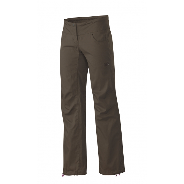 Mammut - - Meteora Pants Womens - 10 - Dark Oak
