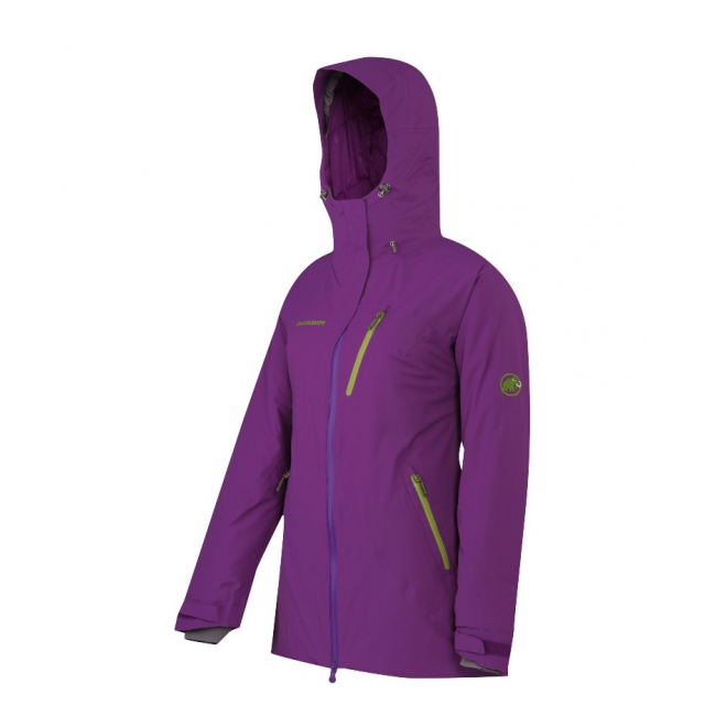 Mammut - - Misaun Jacket Wmns - X-Small - Bloom