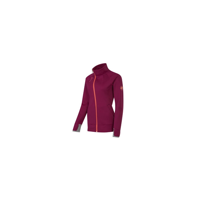 Mammut - Get Away Jacket - Women's - Radiance Melange In Size: Extra Large