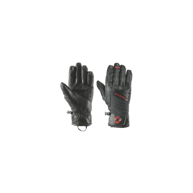 Mammut - Guide Work Glove - Men's - Black In Size