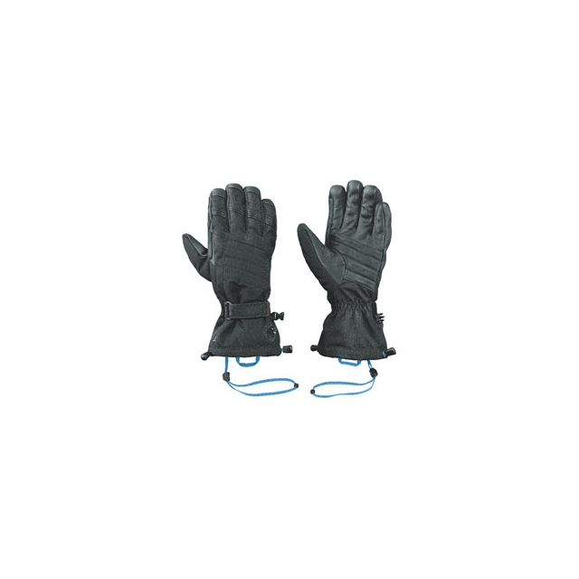 Mammut - Comfort Pro Gloves - Mens - Black In Size: 6
