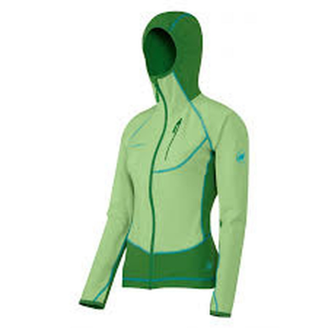 Mammut - - Yukon Tech Jacket Womens - X-Small - Arcadian Sherwood