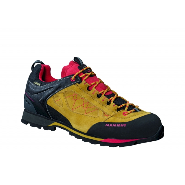 Mammut - - Ridge Low GTX Mens - 12 - Mayan