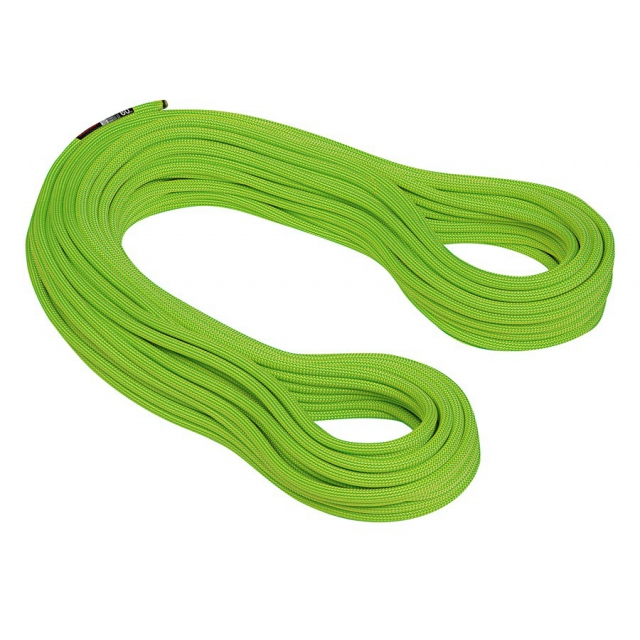 Mammut - - 8.7 Serenity Standard Rope - 60 - Lime Green