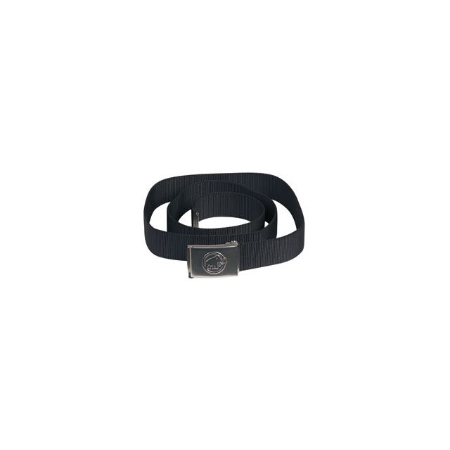 Mammut - Logo Belt - Men's - Black