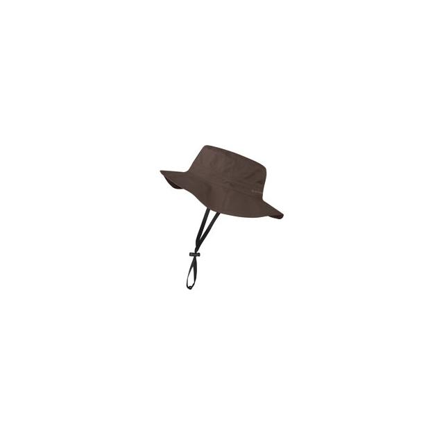 Mammut - Machu DRYtech Hat - Unisex - Dark Oak In Size: S-M