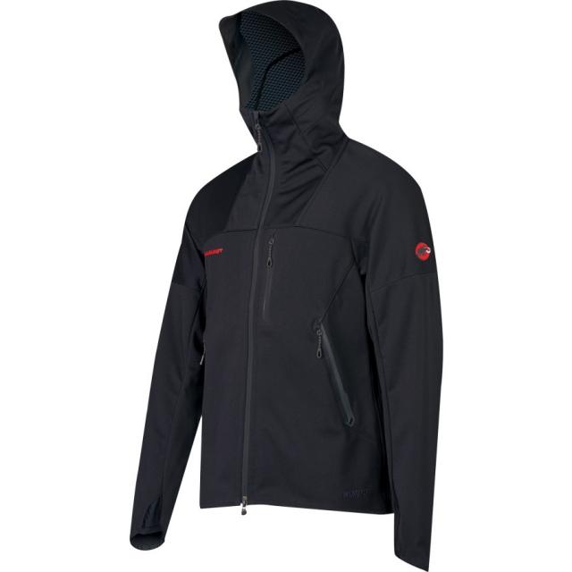 Mammut - mens ultimate hoody black/ black