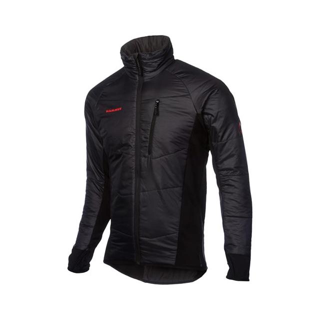 Mammut - Foraker Hybrid Insulated Jacket - Men's: Black, Medium