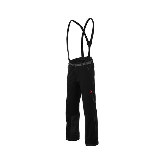 Mammut - Base Jump Touring Pants - Men's: Black, 30