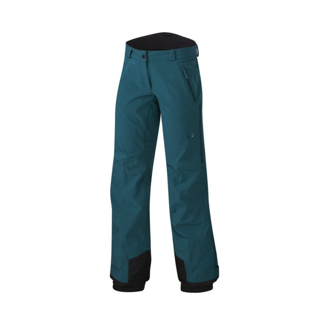Mammut - Tatramar SO Ski Pants - Women's: Black, 4