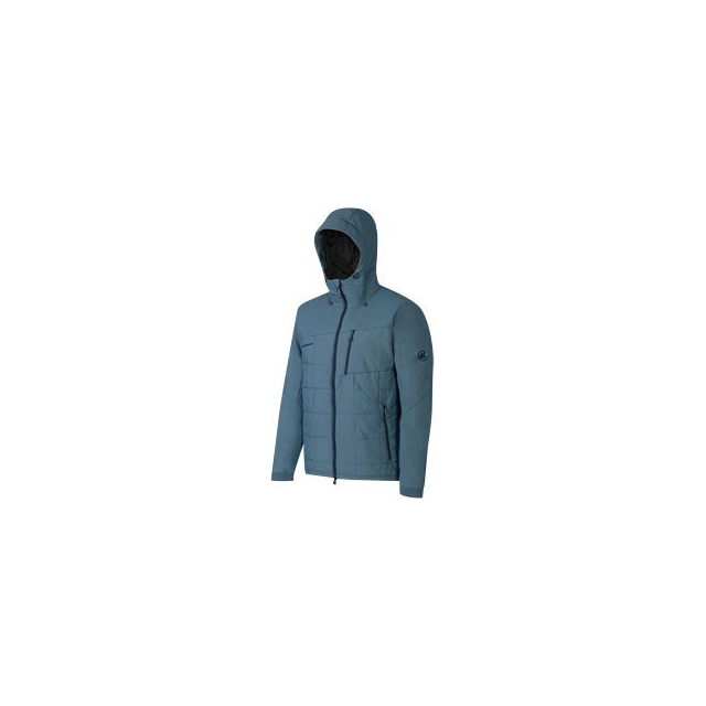 Mammut - Alvier IS Hooded Jacket - Men's