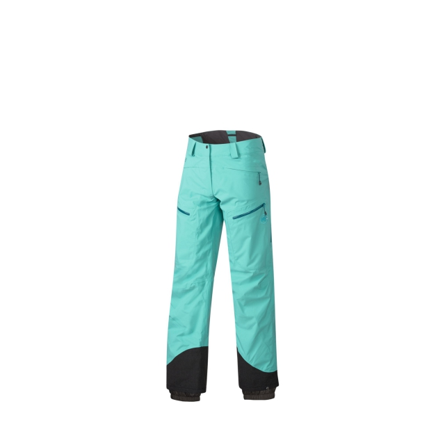 Mammut - - Lunina HS Pants W - 4 - Fiji/Fiji