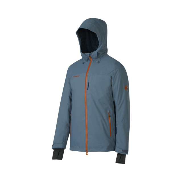 Mammut - - Bormio HS Hooded Jct M - small - Chill
