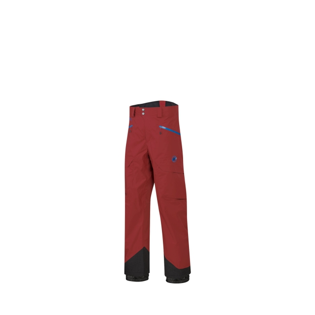Mammut - - Stoney HS Pants M - 36 - Carmine/Dark Cyan