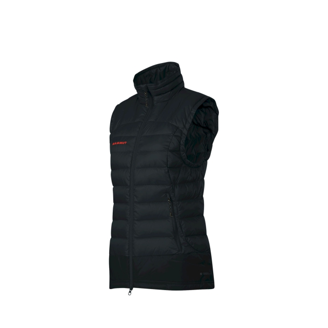 Mammut - - Kira IS Vest W - x-small - Graphite/Black